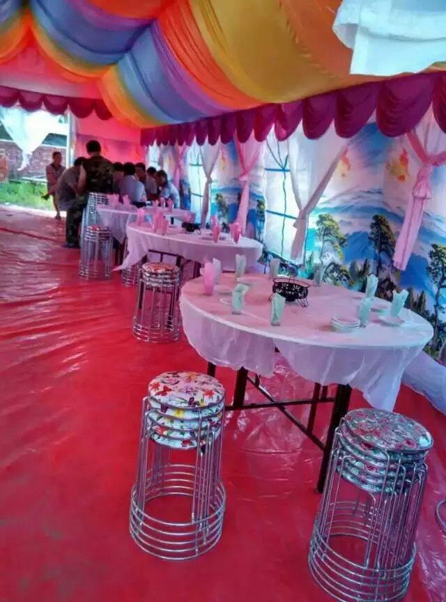 流动餐饮帐篷